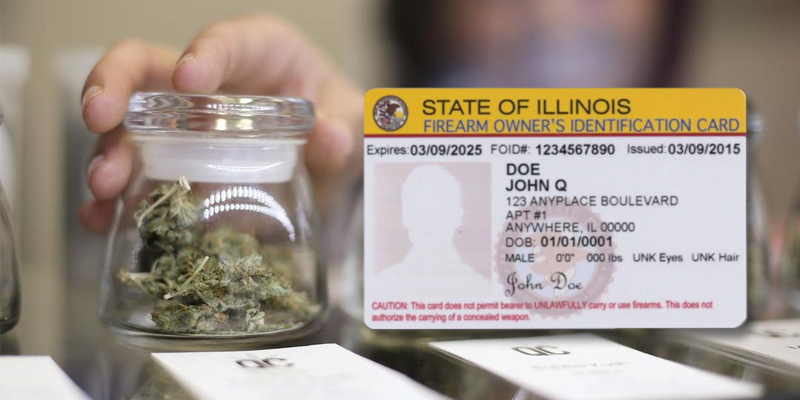 Marijuana In Illinois & FOID Cards | What you need to know